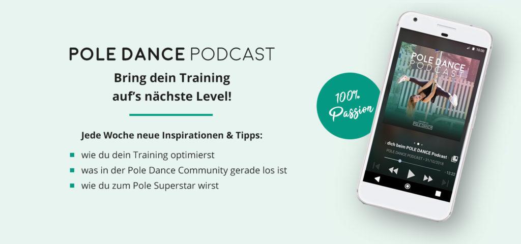 Pole Dance Podcast Übersicht