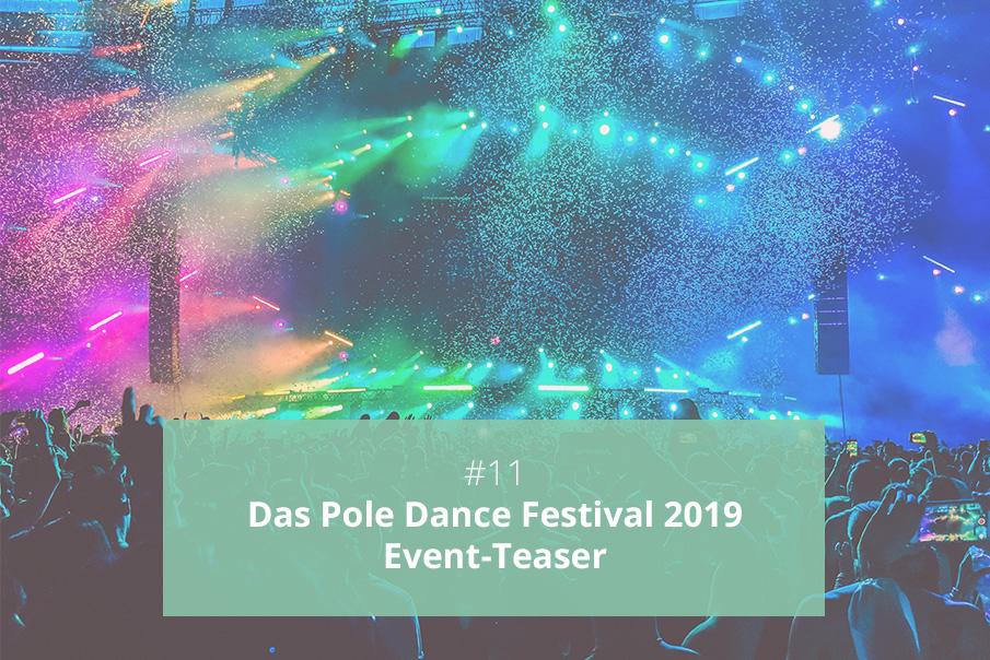 Pole Dance Festival 2019 Teaser-Episode