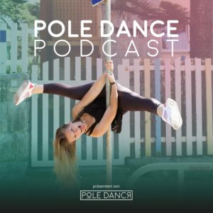 Pole Dance Podcast Cover BIld