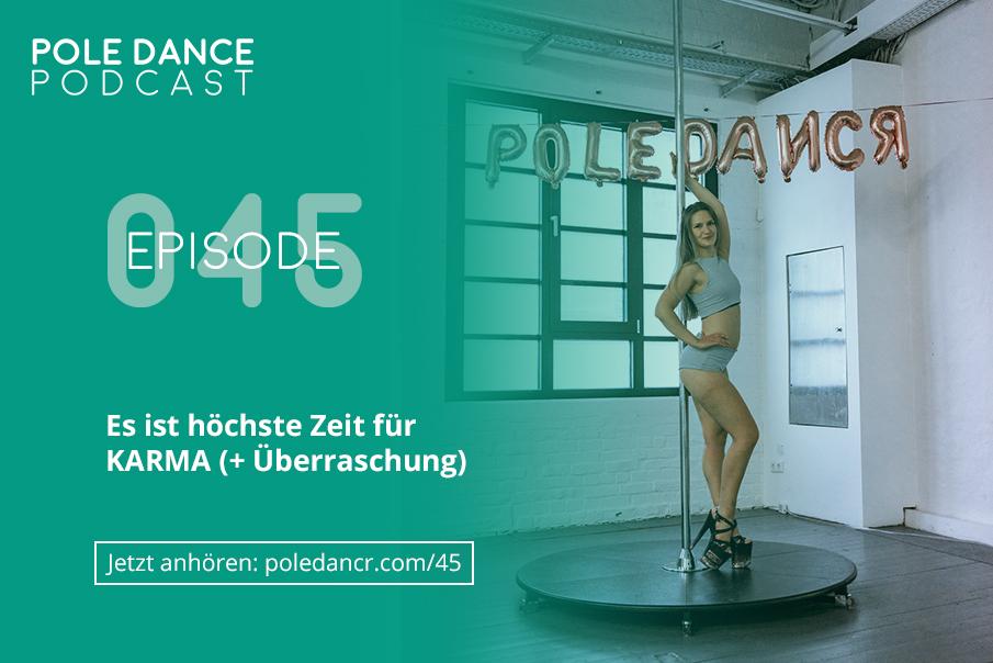 Pole Dance KARMA - Polewear