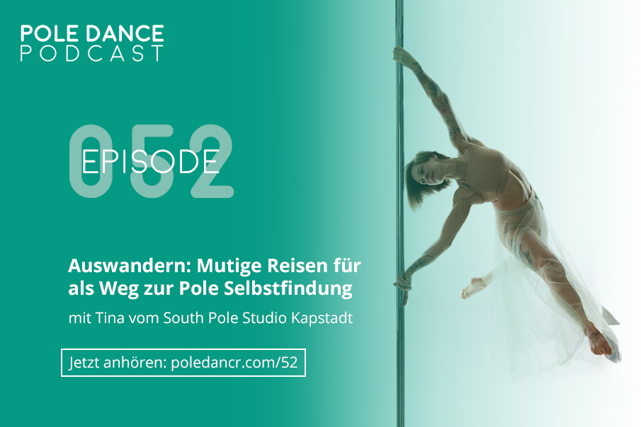 South Pole Studio Kapstadt - Pole Dance in Südafrika mit Tina