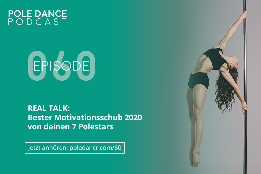 Deine Pole Dance Motivation für 2020