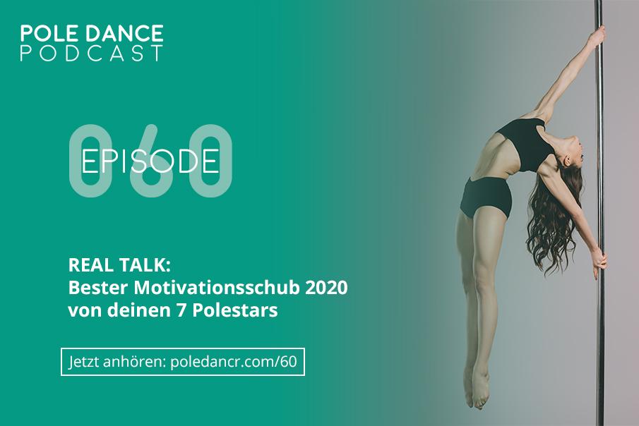 Deine Pole Dance Motivation für 2020