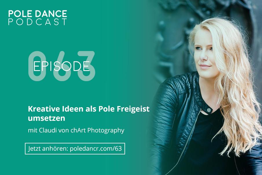 Shapes of Pole: Lebe deine Kreativität im Pole Dance aus