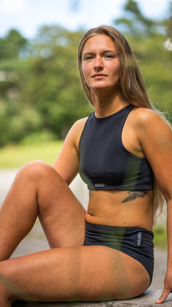 KARMA Eco Polewear Onyx Black