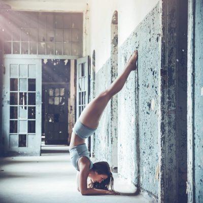 Nachhaltige Activewear für Pole Dancer und Aerialisten